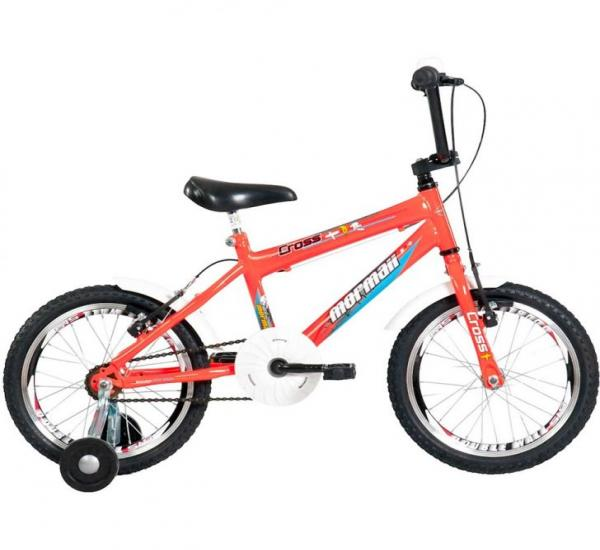 Bicicleta Mormaii Top Lip Cross 16